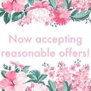 ⭐️⭐️⭐️Accepting Reasonable Offers •⭐️⭐️⭐️